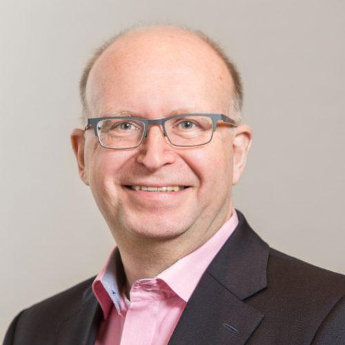 Prof. Dr. Jürgen Janek (stellvertretender Leiter)
